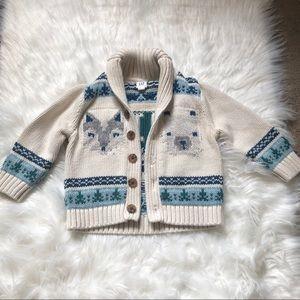 GAP Knitted Jacket | Toddler